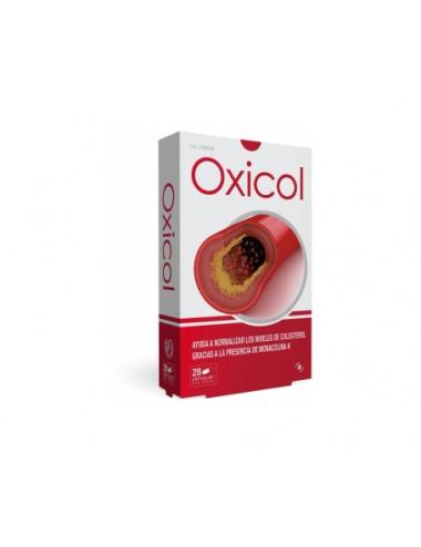 Cápsulas Oxicol