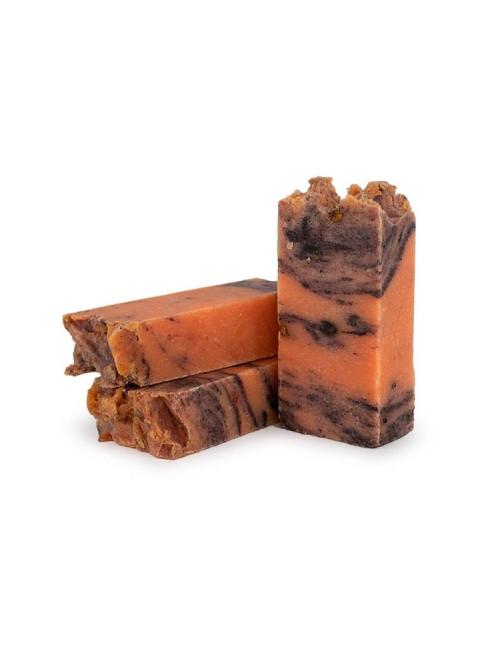 Jabón Azafrán y Naranja